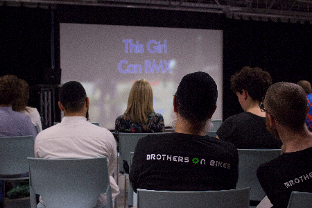 Awards, a film screening and a bike competition all played a part in our end of year celebration