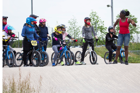 Recently we celebrated the BMXercise community by trying out the Olympic Park BMX track - we welcomed some new riders who had a great time and wondered what had taken them so long to try it. Why not join us at one of our sessions and see what all the fuss is about?
